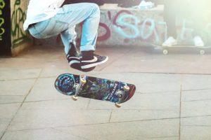 Quand le skateboard devient beaucoup plus qu'un jeu